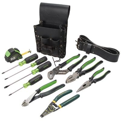 Greenlee Electrician's Tool Kit
