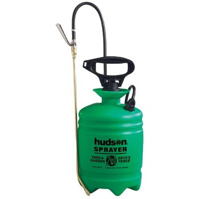 H. D. Hudson H. D. Hudson - Yard & Garden/Deck & Fence Sprayers 2 Gallon Yard And Gardenpoly Sprayer: 451-66192 - 2 gallon yard and gardenpoly sprayer