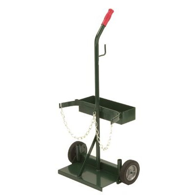 Harper Trucks Series 100 Trucks - unihandle steel weldingcylinder cart