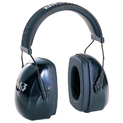 Howard Leight by Sperian Leightning® Earmuffs - leightning l2f folding headband earmuff 27 nrr