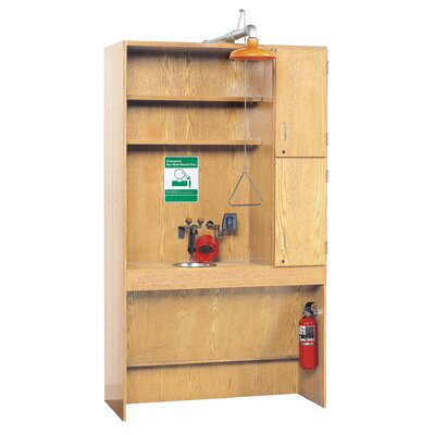 Diversified Woodcrafts Safety Station