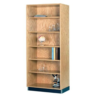 "Diversified Woodcrafts 84"" Bookcase"