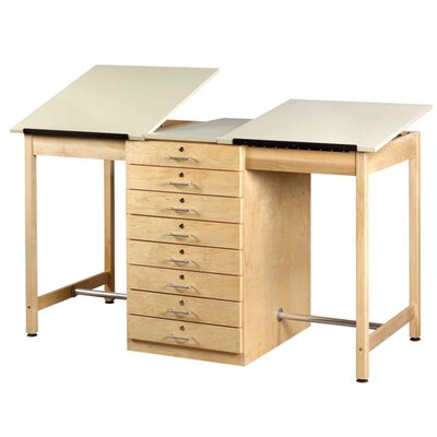Diversified Woodcrafts Deluxe Drawing Station