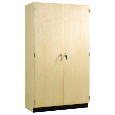 "Diversified Woodcrafts 48"" Tote Tray Cabinet"
