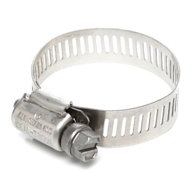 "Ideal 3/4"" To 1-3/4"" Sure-Tite Stainless Steel Hose Clamps 67201"