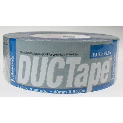 "Intertape Polymer Group 1.87"" x 55 Yards Value Plus Duct Tape"