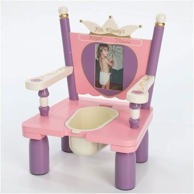 "Levels of Discovery Her Majesty's Throne ""Princess"" Potty Chair"