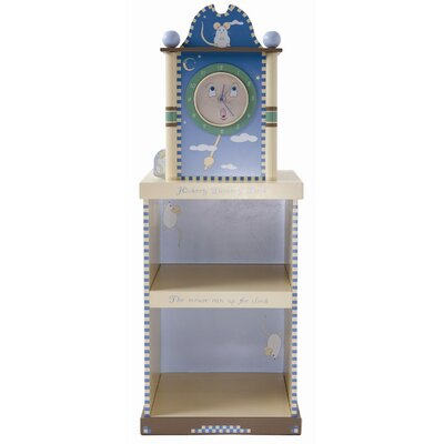 Levels of Discovery Nursery Rhyme Bookcase