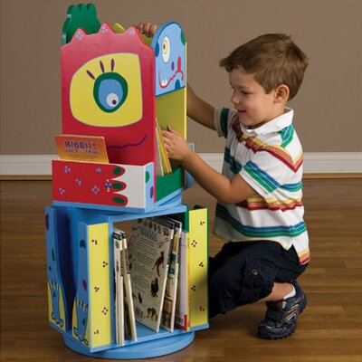 Levels of Discovery Monster Double Revolving Bookcase