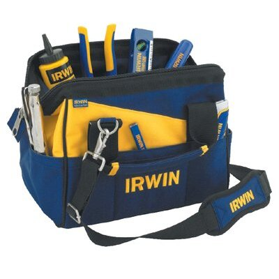 "Irwin Contractor's Tool Bags - 12"" contractors bag"