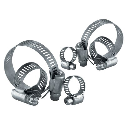"PlumbCraftWaxman 1-1/2"" Pipe & Hose Clamp 7622800A"