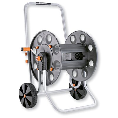 Claber Inc. Metal Gemini Hose Reel Cart 8894