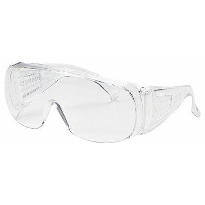 Jackson Unispec II™ Safety Spectacles - ja uni-spec ii clear/uncoated (18832)