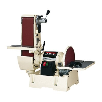 "Jet Belt / 12"" Disc Sander 1-1/2HP"