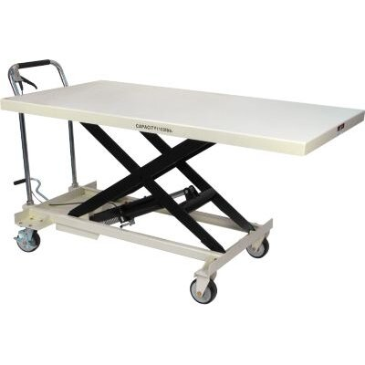 Jet Quick Lift Pump Jumbo Table