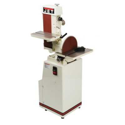Jet Industrial Belt and Disc Finishing Machine