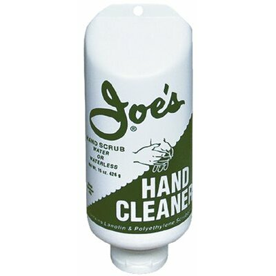 Joe's Hand Cleaner Hand Scrub - 14oz poly all purpose hand cleaner