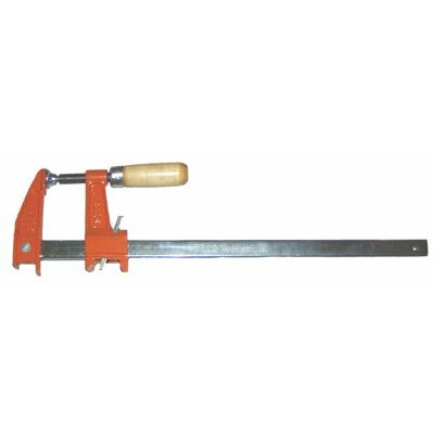 "Jorgensen Jorgensen - Style No. 3700 Steel Bar Clamps 48"" Steel Bar Clamp: 018-3748 - 48"" steel bar clamp"