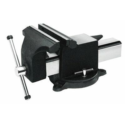 "Jorgensen Style No. 30000 Heavy-Duty Bench Vises - 6"" adjustable heavy-dutybench vise"