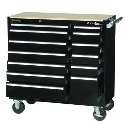 Kennedy Pro-Line 13-Drawer Maintenance Carts - pro line 13 drawer maintenance cart