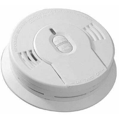 Kidde Kidde - Battery Operated Smoke Alarms Smoke Alarm Ionization Dc Power: 408-900-0136-003 - smoke alarm ionization dc power