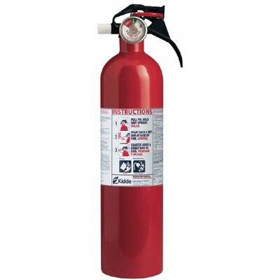 Kidde Kidde - Fire Control Fire Extinguishers Fire Control 10 Fx: 408-440161 - fire control 10 fx