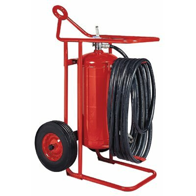 Kidde Kidde - Wheeled Fire Extinguisher Units 150Lb Abc Stored Press.: 408-466507 - 150lb abc stored press.