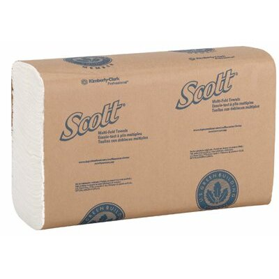 Kimberly-Clark Scott® Towels - scott multi fold towel250 per pkg