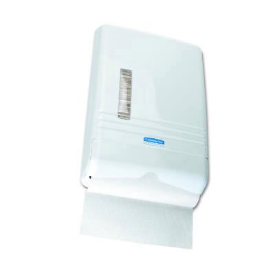 Kimberly-Clark Kleenex Slimfold Towel Dispenser in White