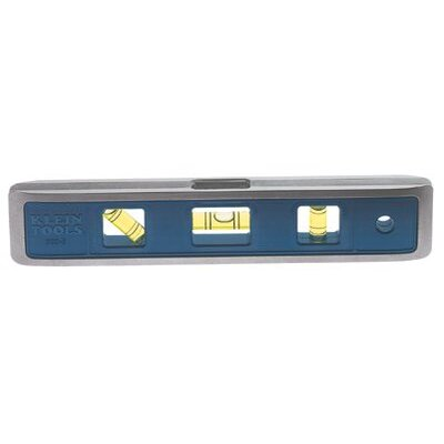 Klein Tools Magnetic Torpedo Levels - 9in torpedo level