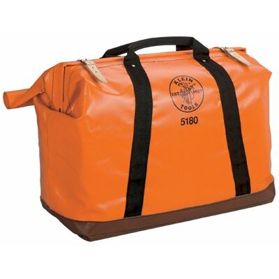 Klein Tools Extra-Large Nylon Equipment Bags - large tool bag