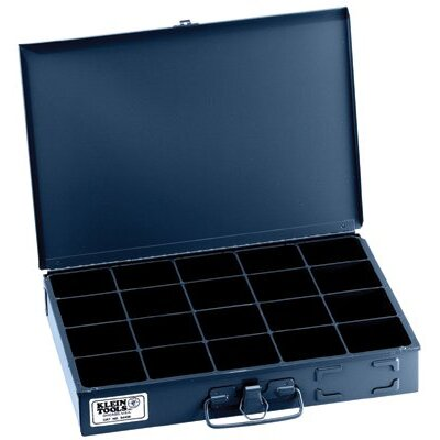 Klein Tools 20-Compartment Boxes - 54603 parts drawer