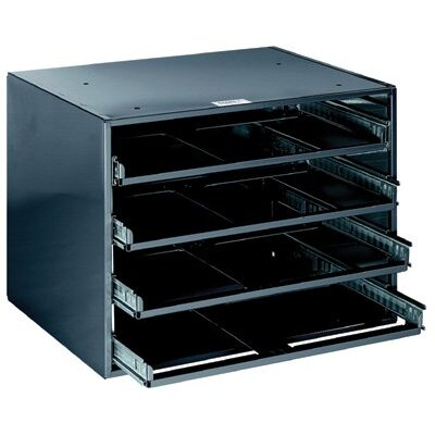 Klein Tools 4-Box Slide Racks - 54618 slide rack