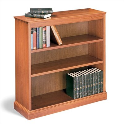 "Hale Bookcases 200 Signature Series 36"" H Bookcase with CD Drawers"
