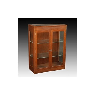 "Hale Bookcases 200 Signature Series 42"" H Showcase"