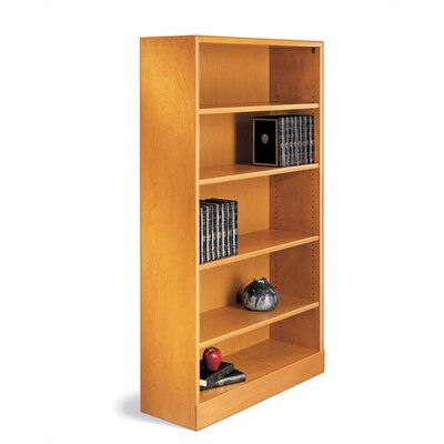 "Hale Bookcases 500 LTD Series 60"" H Five Shelf Open Bookcase"