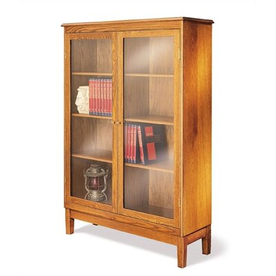 Hale Bookcases 53&quot; H Traditional Library Case