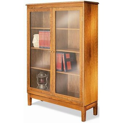 Hale Bookcases 754 Traditional Library Case