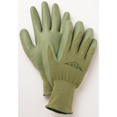 Magid Glove Medium Women's Bamboo The Roc® Knit With Nitrile Gloves ROC50TM