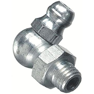 Lincoln Industrial Metric Bulk Grease Fittings - 8mm 90deg. grease fitting