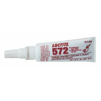 Loctite Corporation 572™ Thread Sealant, Low Strength - 50ml thread sealant 572low strength