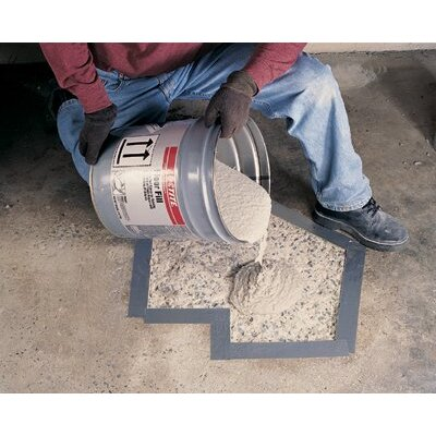 Loctite Corporation Fixmaster® Floor Fill - 40-lb kit floor fillgray