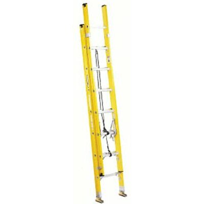 Louisville Ladder 20' FE1700 Series Electrician Extension Ladder