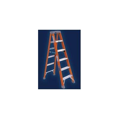 Louisville Ladder 6' Type IA Non-Conductive Step Ladder