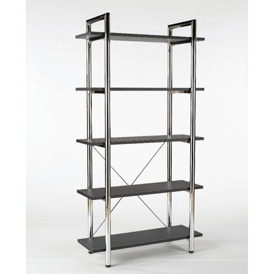 Eurostyle Ledah Leather 5-Shelf Unit