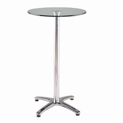 Eurostyle Amber Pub Table with Shen Barstools