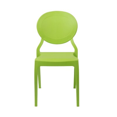 Eurostyle Vasska Stacking Dining Side Chair