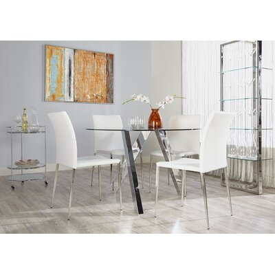 Eurostyle Fridrika 5 Piece Dining Set