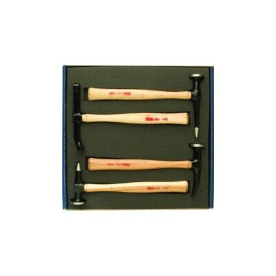 Martin Tools Wood Handle Body Hammer 4Pc Set