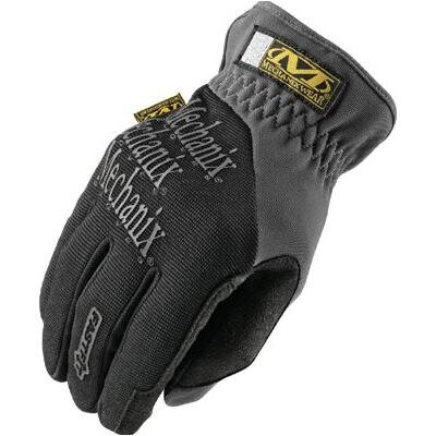 Mechanix Wear Mechanix Wear - Fastfit Gloves Mech Fastfit Glv Black 9: 484-Mff-05-009 - mech fastfit glv black 9